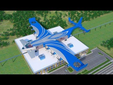 Летећи воз