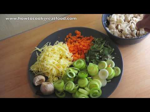 English Cooking Recipes — The Video