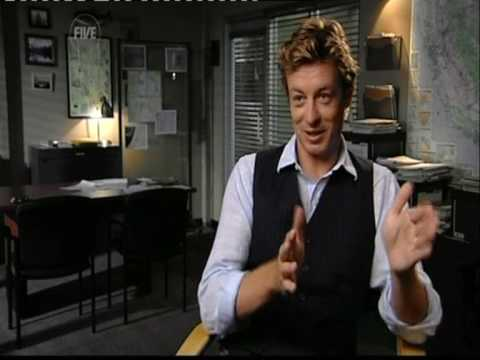 Simon Baker The Mentalist: Revealed (1/4)