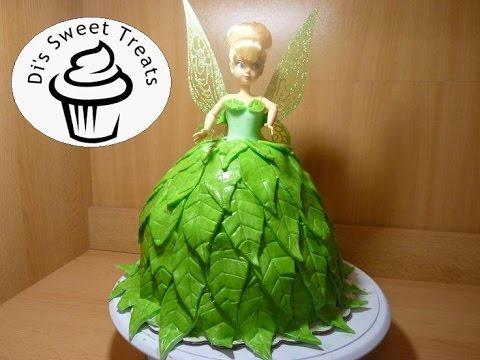 """Домашний торт """"Фея"""" для девочки, мастер класс"""