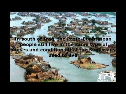 The most beautiful Sumerian Mesopotamian chill out music Iraq
