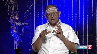 "Andrada Aanmigam 20-04-2016 ""Maintaining static aim gives victory"" – NEWS 7 TAMIL Show"