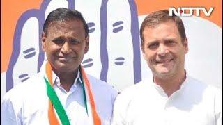 बीजेपी से टिकट नहीं मिला तो  कांग्रेस में शामिल हुए उदित राज - NDTVINDIA