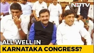"4 ""Missing"" Karnataka Lawmakers Spoil Congress Headcount Amid Rebellion - NDTV"