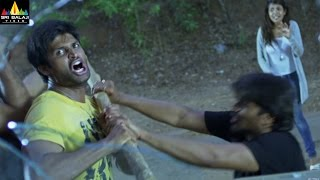 Aravind 2 Movie Kamal Angry on Vehile Driver || Srinivas, Madhavi Latha - SRIBALAJIMOVIES