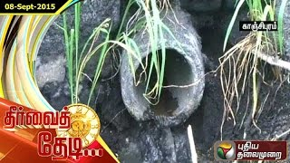 Thervai Thedi 08-09-2015 – Puthiya Thalaimurai Tv Show