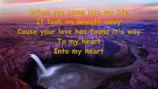 When you came into my life by Scorpions