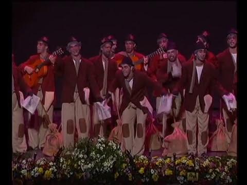 Sesión de Final, la agrupación Los miserables actúa hoy en la modalidad de Comparsas.
