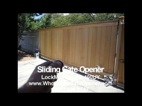 Sliding Gate Opener