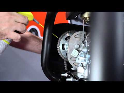 Monster Moto MMK-80 Chain Maintenance