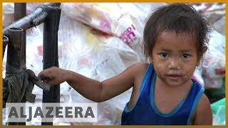 🇵🇭 One in five people in Philippines live in extreme poverty | Al Jazeera English - ALJAZEERAENGLISH
