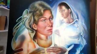 217 MERYEM KIZILYER PIRLAK RESİM KURSU TÜRKİYE ADANA MY ACADEMY