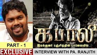 Kabali Director Pa. Ranjith Interview – Thanthi tv Show