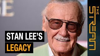 What is Stan Lee's greatest legacy? - ALJAZEERAENGLISH