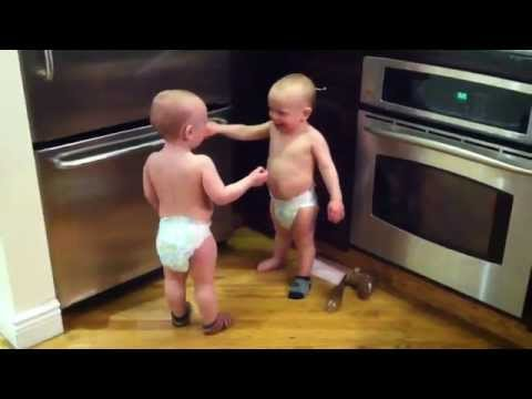 Talking Twin Babies - PART 2 - OFFICIAL VIDEO