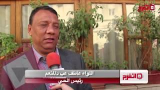 اتفرج| محافظ القاهرة يتفقد مشروع تطوير القاهرة الخديوية