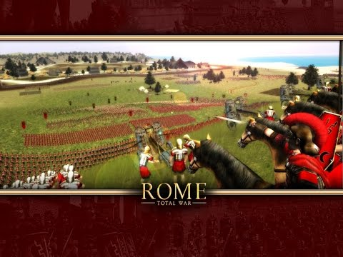 Rome Total War Barbarian Invasion - 6 (Very Hard). Ливия