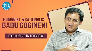 Humanist Babu Gogineni on the Rapid Spread of #Coronavirus in India | Dil Se With Anjali #192 - IDREAMMOVIES