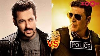 Salman Khan's Inshallah and Akshay Kumar's Sooryavanshi to CLASH on Eid 2020 - ZOOMDEKHO