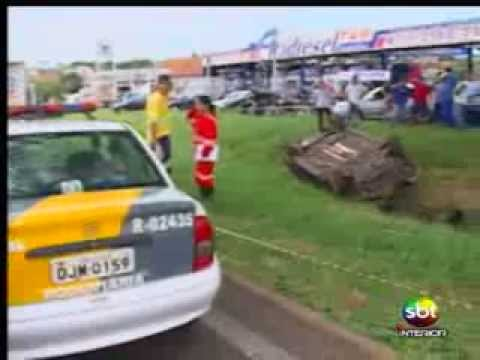 Rapaz de 27 anos perde braço em acidente na rodovia Marechal Rondon