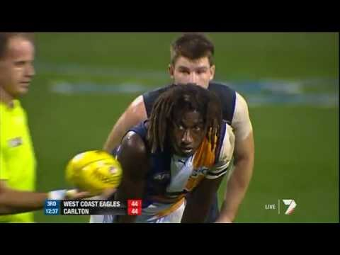 Nic Nat's Point of the Year - AFL