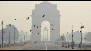 Delhi: According to latest Air Quality Index (AQI) data, major pollutants PM 2.5 is at 214 (poor) - ITVNEWSINDIA