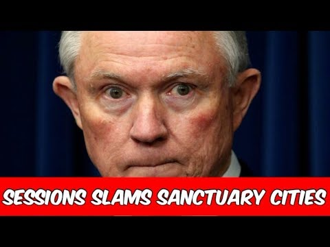 WATCH: Attorney General Jeff Sessions SLAMS Sanctuary Cities at Event in Miami