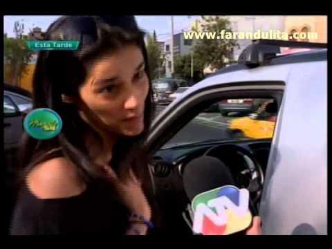 Magaly Teve 03-11-2011 Gianella Neyra y Segundo Cernadas reaparecen en familia