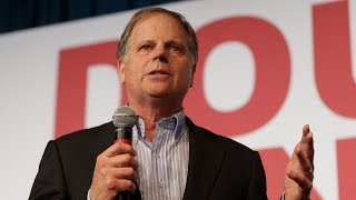 Watch Live: Doug Jones delivers victory speech from Alabama - NBCNEWS