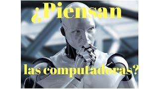 ¿Las computadoras son inteligentes?