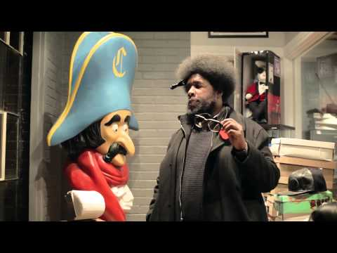 Vintage Frames Company Presents: The History Of Eyewear In Hip-Hop With Questlove