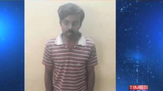 Bangalore: Man who allegedly raped 7-yr-old - TIMESNOWONLINE