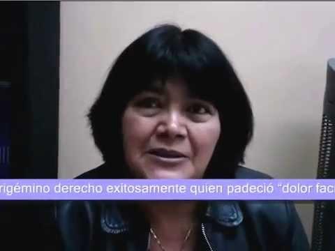 Testimonio neuralgia del trigemino (DF) tratamiento efectivo