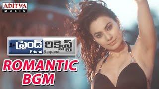Romantic Bgm From  Friend Request | Friend Request  Video Songs | Rohith, Aditya Om, Sheetal - ADITYAMUSIC