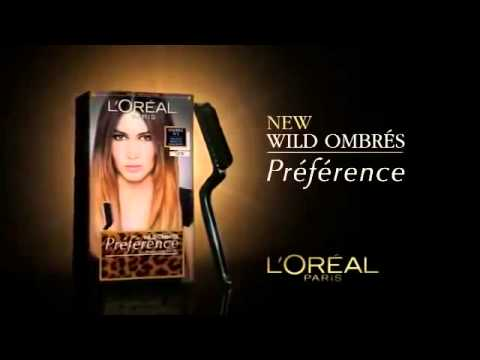Bianca Balti for New Preference Wild Ombres by L'Oréal Paris