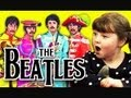 KIDS REACT TO THE BEATLES