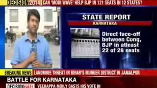 121 seats in 12 states to go to the polls today - NEWSXLIVE