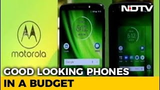 Say Hello to the New Moto Phones - NDTV