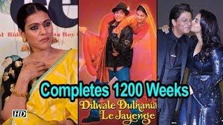 DDLJ completes 1200 Weeks : Kajol says Incredibly Special film - IANSLIVE