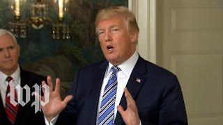 Trump: Military gains overrode desire for veto - WASHINGTONPOST