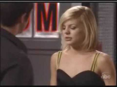 Maxie 5-22-09 *Maxie finds out Johnny &amp; Olivia slept together &amp; goes to see him*