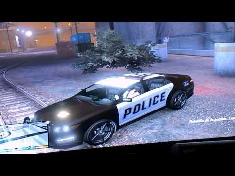 Como Modificar Autos De Policia Gta V Ps3