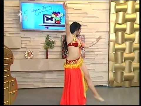 Hot Bellydance in TV TDK/tabla solo