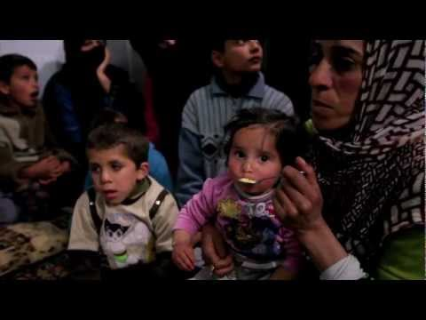 BBC Panorama 2012: Homs Journey into Hell - HD