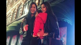 Actress Shweta Tiwari's daughter Palak accused of getting a LIP JOB - ABPNEWSTV