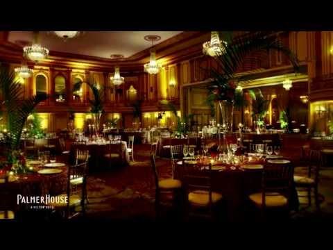 PALMER HOUSE HILTON HOTEL TOUR