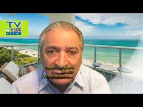 TVRadioMiami - Prof. Felix Jose Hernandez nos describe la *Francia en *crisis* social*