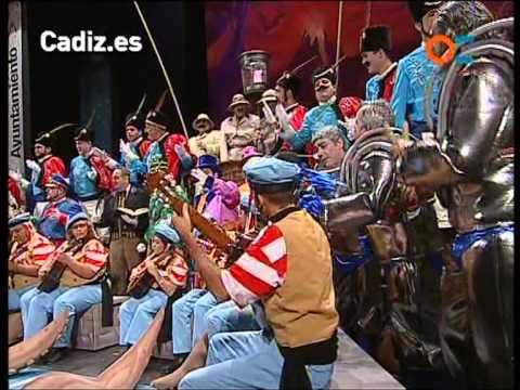 Sesión de Preliminares, la agrupación El coro de Julio actúa hoy en la modalidad de Coros.