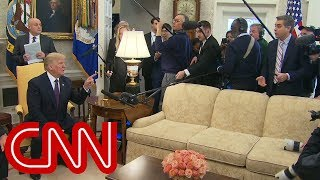 Acosta: White House blocked reporter questions - CNN