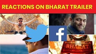 Bharat Trailer Social Media Reactions: Salman Khan, Katrina Kaif, Disha Patani, Reaction on Bharat - NEWSXLIVE